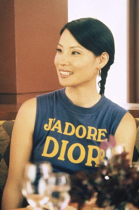 Samantha ist es gelungen, den Film- und Fernsehstar Lucy Liu (Lucy Liu) als Klientin zu gewinnen. - Bildquelle: Paramount Pictures