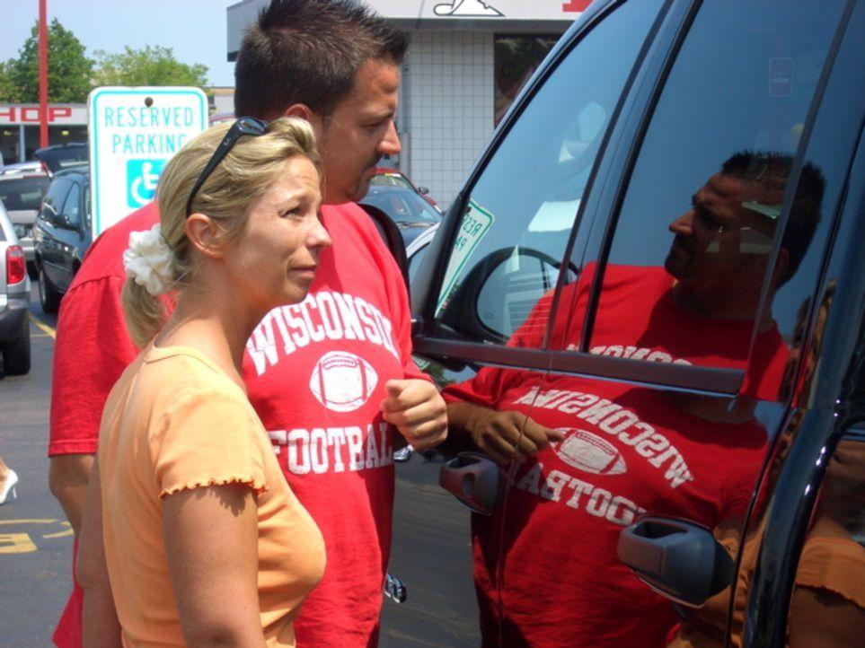 Marco (r.) und Isabel Kotonski (l.) wagen die Reise über den großen Teich - ihre neue Heimat ist das Örtchen New Berlin im US-Bundesstaat Wisconsin.... - Bildquelle: kabel eins