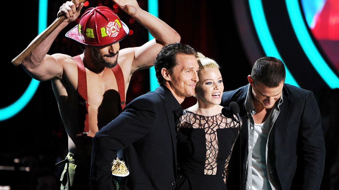 mtv-movie-awards-Elizabeth-Banks2-12-06-03-getty-AFP - Bildquelle: getty-AFP