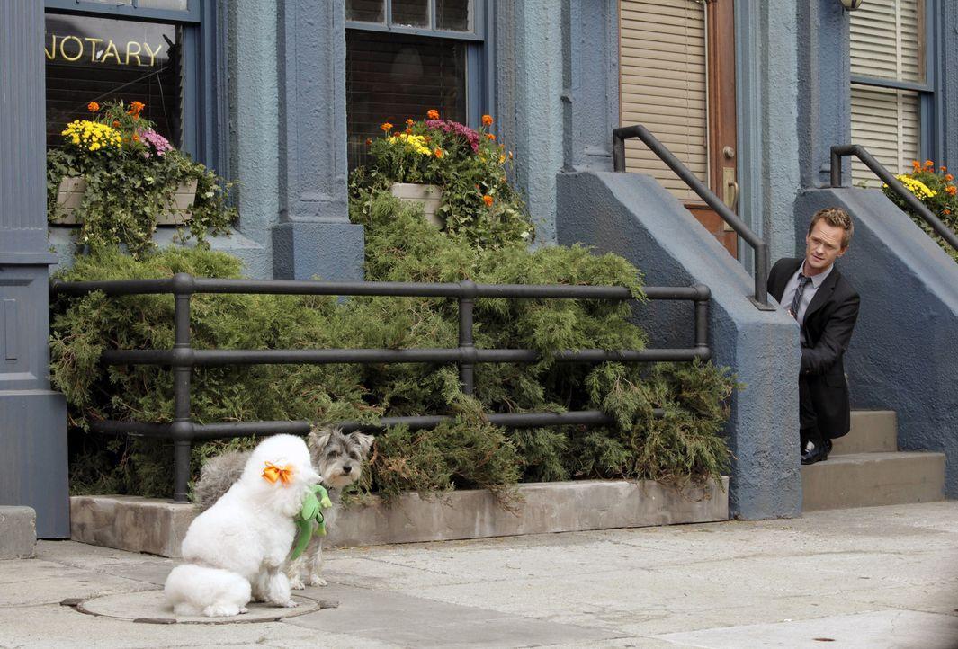 Um Frauen aufzureißen, schreckt Barney (Neil Patrick Harris) vor Nichts zurück ... - Bildquelle: 2012 Twentieth Century Fox Film Corporation. All rights reserved.