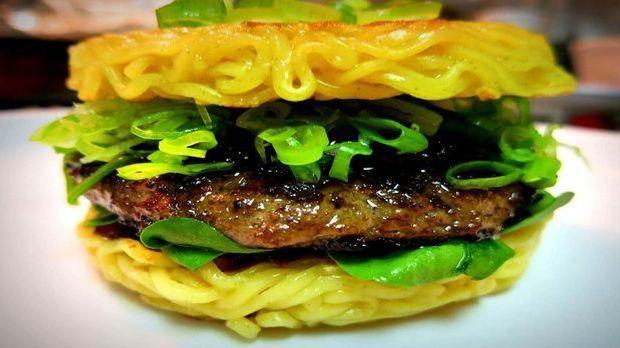 TdW: Ramen Burger
