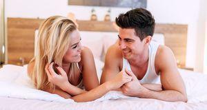 Sagen oder zeigen Sie dem Partner, was Ihnen gefällt.