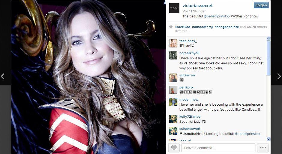 VS-Instagram-23-Instagram - Bildquelle: Instagram/Victoria's Secret