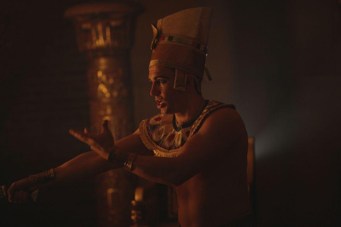 Der grausame Pharao will Moses und die Israeliten nicht aus Ägypten ziehen lassen. - Bildquelle: Fabio Cerveira WMR