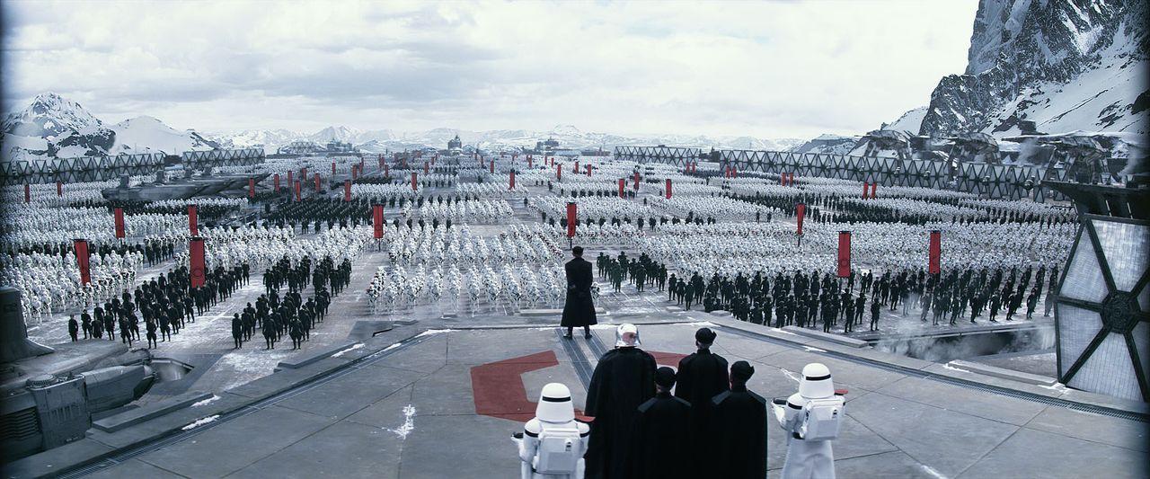 Star-Wars-Das-Erwachen-der-Macht-29-Lucasfilm - Bildquelle: Lucasfilm 2015