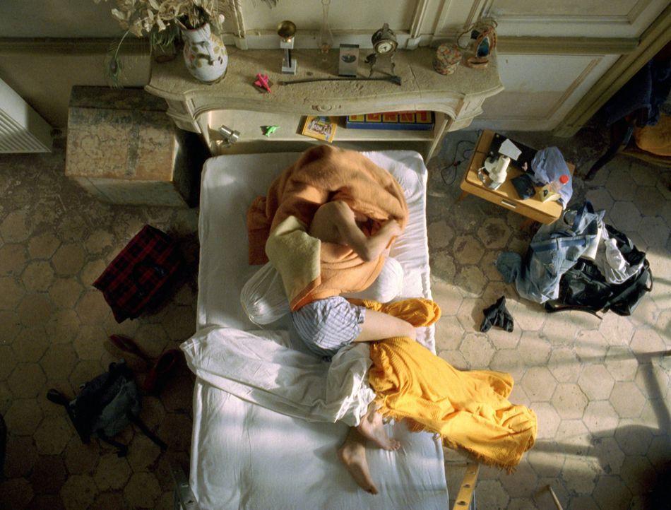 Die erste Nacht bei seiner Austauschfamilie ist für Hendrik (François Goeske) alles andere als entspannend ... - Bildquelle: Constantin Film