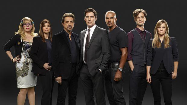 (9. Staffel) - Ein starkes Team, das jeden Serientäter zur Strecke bringt: Dr...