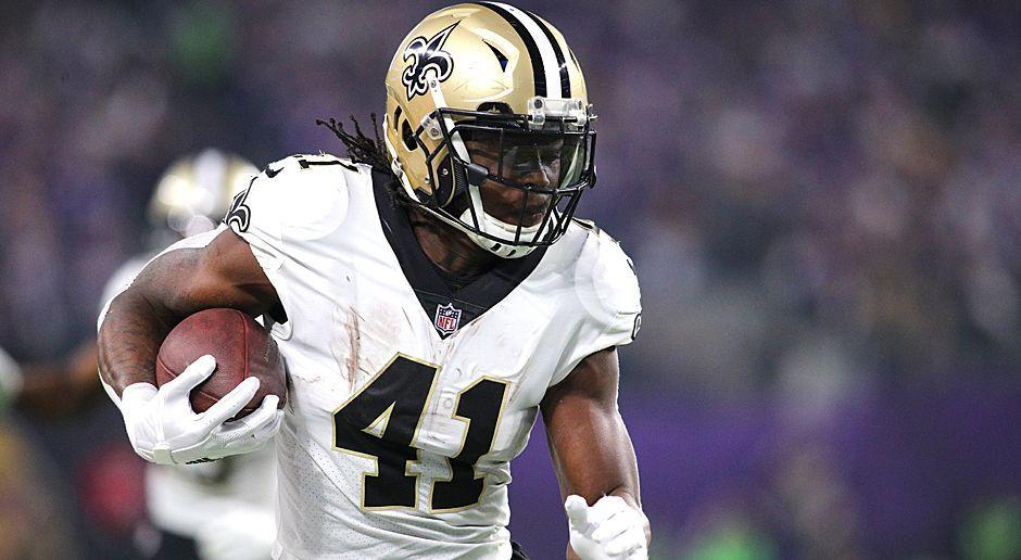 Platz 6: New Orleans Saints - Bildquelle: 2018 Getty Images