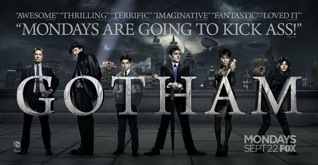 Gotham - Die neue Serie - Allgmeine Bilder - 9 - Bildquelle: Warner Bros. Entertainment, Inc.
