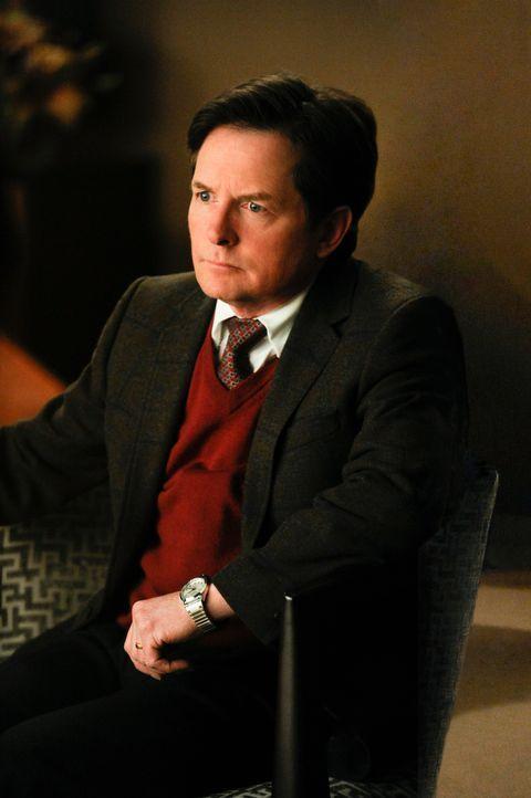 Kann Louis Canning (Michael J. Fox) Diane mit unkonventionellen Methoden bei ihren Verhandlungen behilflich sein? - Bildquelle: Jeffrey Neira 2014 CBS Broadcasting, Inc. All Rights Reserved