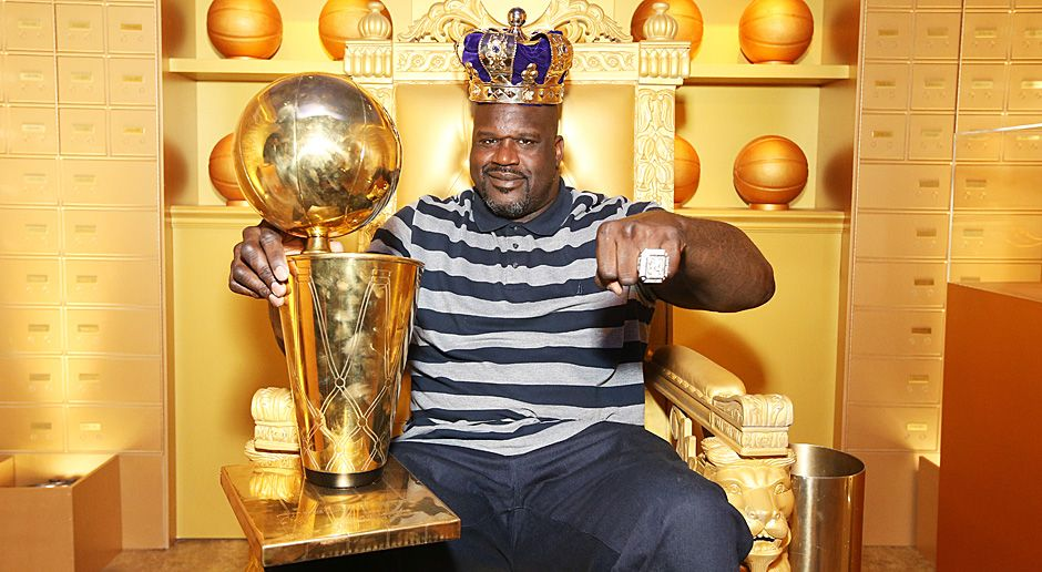 Shaq folgt - Bildquelle: 2018 Getty Images