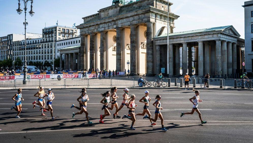 Leichtathletik-EM: Der Austragungsort 2018 ist Berlin - Bildquelle: PIXATHLONPIXATHLONSIDSebastian Wells