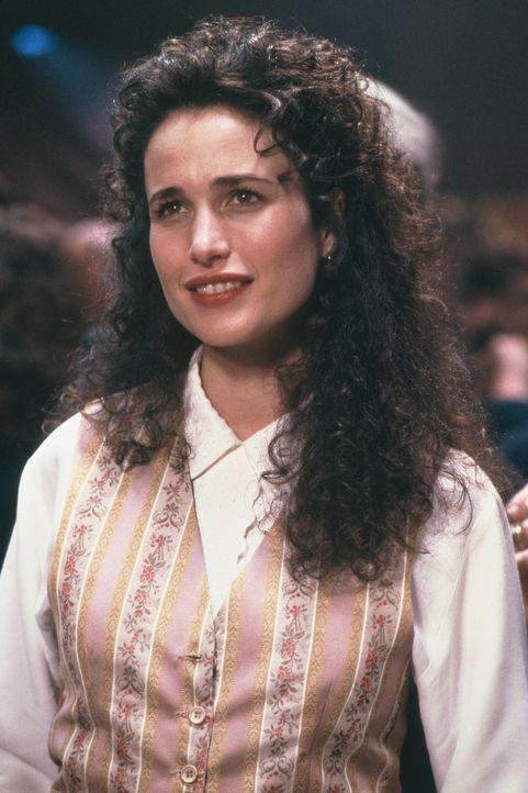 Am traditionellen Murmeltiertag wird nicht nur sich Rita Hansons (Andie MacDowell) Leben verändern ... - Bildquelle: Columbia TriStar