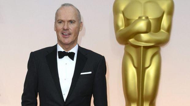 John Lee Hancock überzeugte Hauptdarsteller Michael Keaton persönlich davon,...