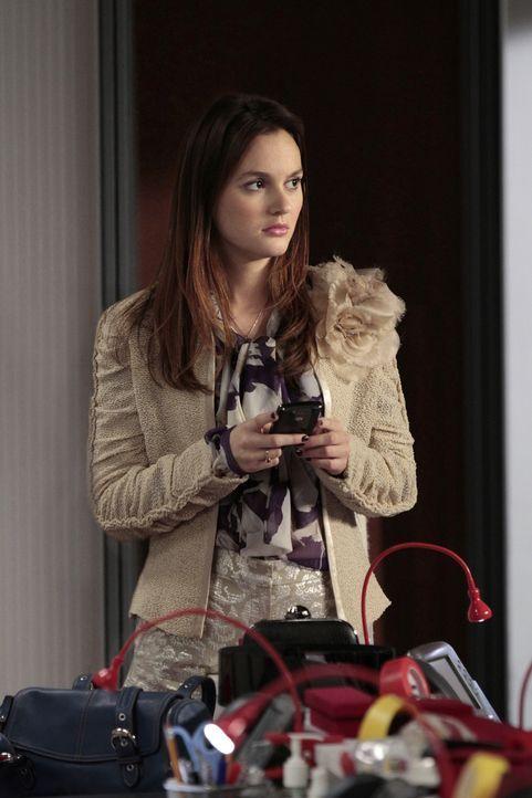 Hat einen Plan, damit ihr Praktikum besser läuft: Blair (Leighton Meester) ... - Bildquelle: Warner Bros. Television