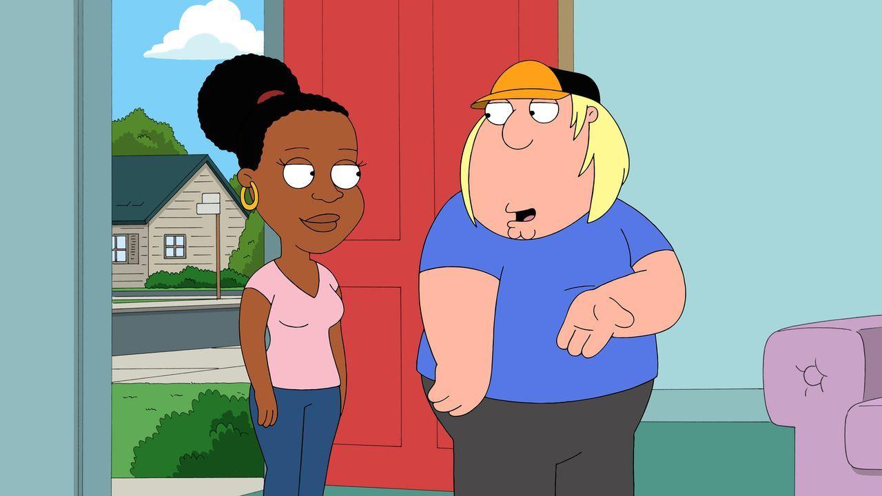 Verlieben sich zum Leidwesen ihrer Väter ineinander: Chris (r.) und Pam (l.) ... - Bildquelle: 2014 Twentieth Century Fox Film Corporation. All rights reserved.