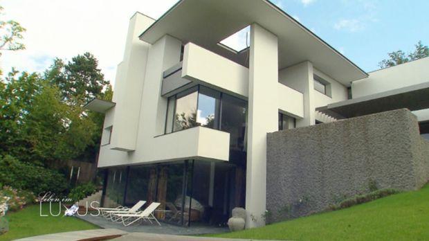 Extravaganter geht es kaum: Das Luxus-Design-Haus