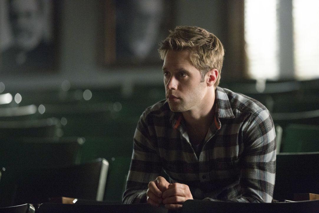 Aaron und sein Gewissen - Bildquelle: Warner Bros. Entertainment Inc.