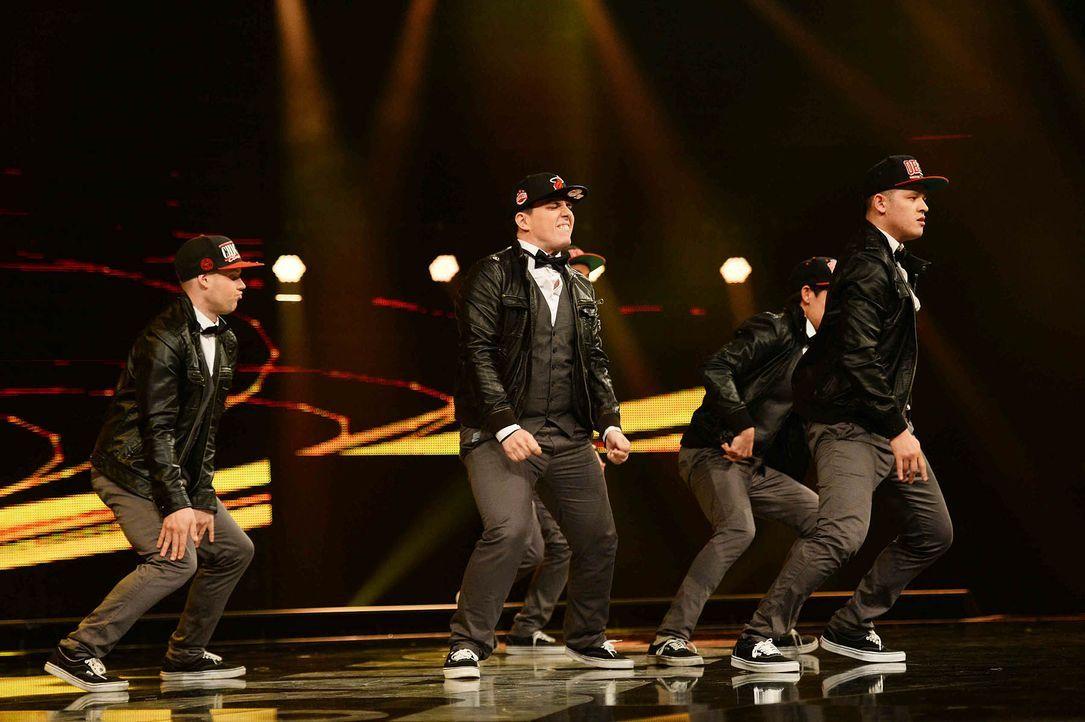 Got-To-Dance-Ginseng-Dance-Crew-04-SAT1-ProSieben-Willi-Weber - Bildquelle: SAT.1/ProSieben/Willi Weber