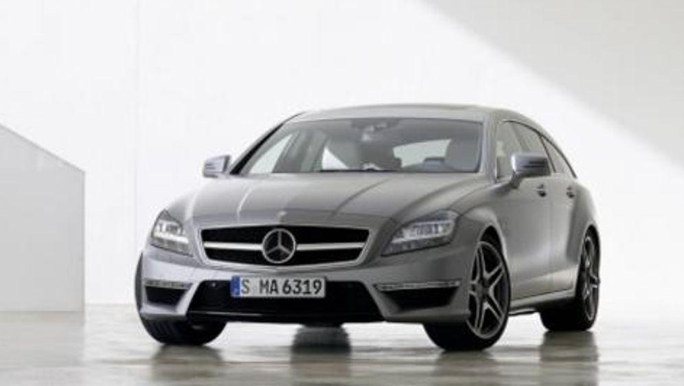 CLS AMG front - Bildquelle: Mercedes Benz