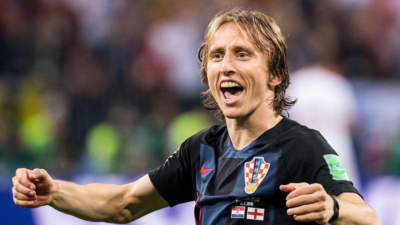 Luka Modric - Bildquelle: imago/Bildbyran