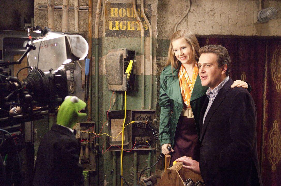 Eine Spendengala soll den Abriss der Muppet-Studios verhindern. Doch in einer einzigen Show 10 Millionen Dollar zusammenzukratzen, ist fast unmöglic... - Bildquelle: The Muppets Studio, LLC. All rights reserved