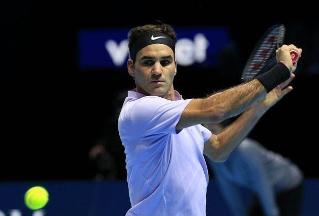Federer muss sich im Halbfinale Goffin geschlagen geben