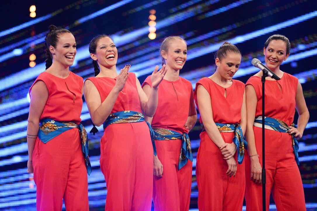 Got-To-Dance-TeKi-TeKua-07-SAT1-ProSieben-Willi-Weber - Bildquelle: SAT.1/ProSieben/Willi Weber