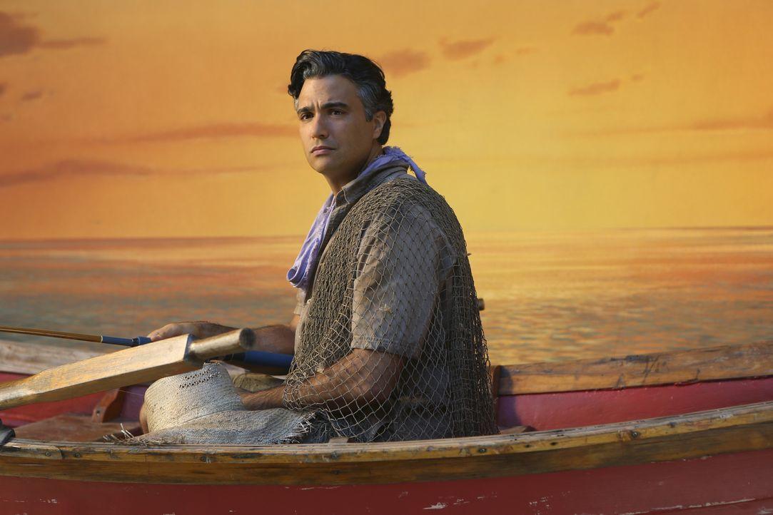 Während Rafael weiterhin mit dem Zustand seiner Ehe hadert, versucht Jane, ihren Vater Rogelio (Jaime Camil) besser kennenzulernen ... - Bildquelle: 2014 The CW Network, LLC. All rights reserved.