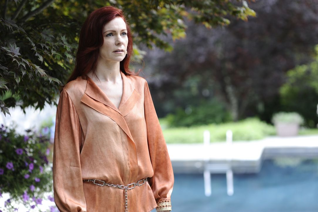 Jackie Van Ark (Carrie Preston) - Bildquelle: Ali Goldstein 2012 USA Network Media, LLC/ Ali Goldstein