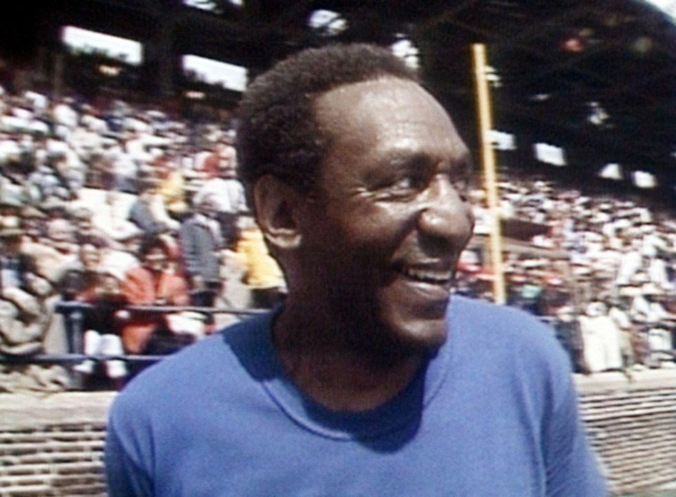 Cliff (Bill Cosby) ist sich ganz sicher, dass seine Mannschaft den Staffellauf gewinnen wird. - Bildquelle: Viacom