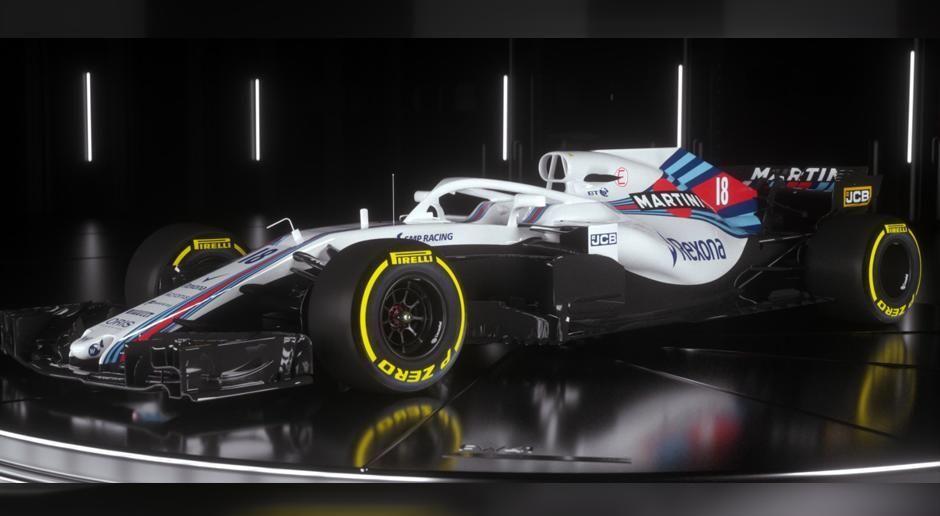 Williams Racing - Bildquelle: twitter.com/WilliamsRacing