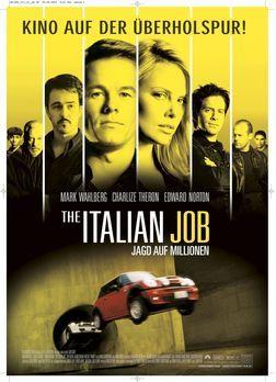 The Italian Job - Jagd auf Millionen - The Italian Job - Jagd auf Millionen -...
