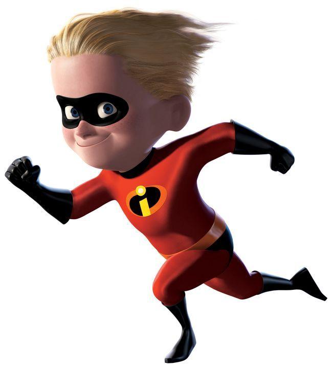 """Er ist schnell wie der Blitz und genau deswegen haben ihn seine Eltern auch """"Flash"""" getauft. Nur blöd, dass er seine Superkräfte nie zum Einsatz b... - Bildquelle: Disney/Pixar. All rights reserved"""