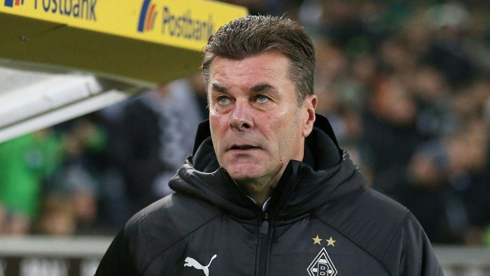 Ist seit 2016 bei den Fohlen: Cheftrainer Dieter Hecking - Bildquelle: FIROFIROSID
