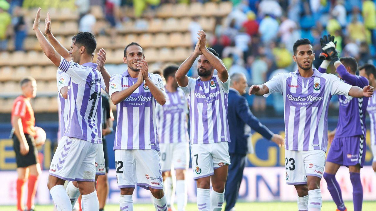 Platz 9: Real Valladolid (Spanien) - Bildquelle: Imago