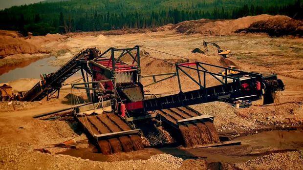 Goldrausch In Alaska Parker