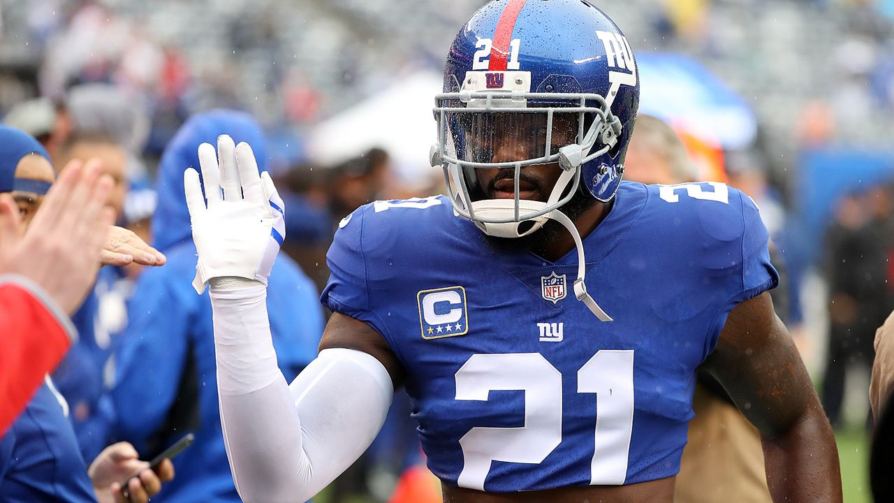 Landon Collins (New York Giants) - Bildquelle: 2018 Getty Images