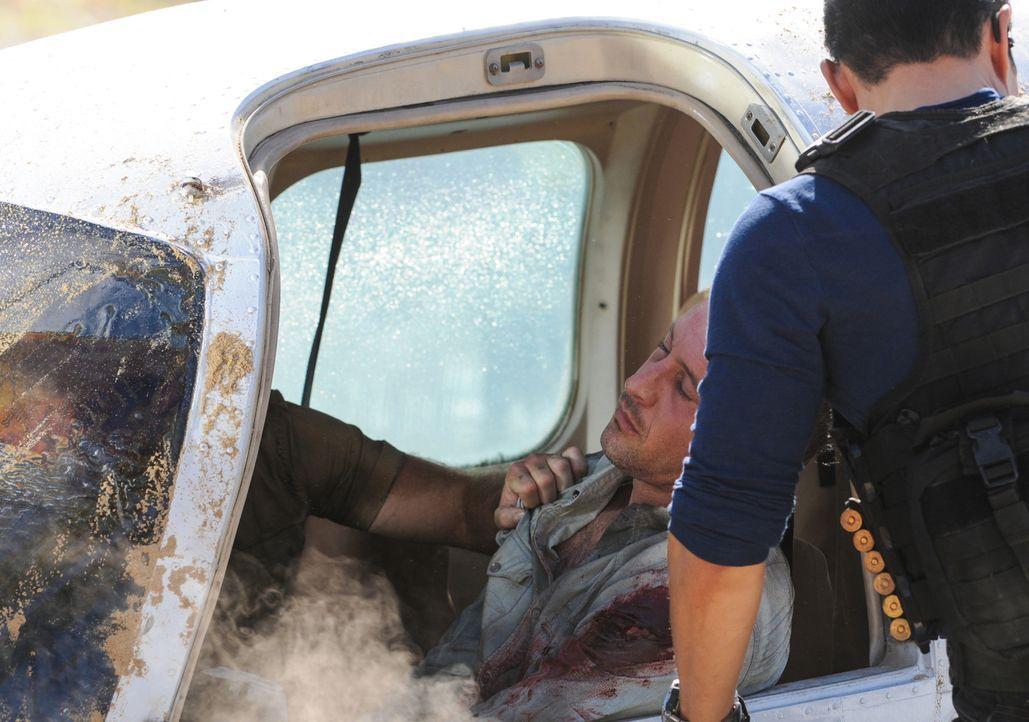 Steve (Alex O'Loughlin) schwebt in Lebensgefahr. Doch wird er alles überstehen? - Bildquelle: Norman Shapiro 2016 CBS Broadcasting, Inc. All Rights Reserved