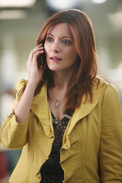 Macht sich Sorgen um ihre Restaurantreservierung Gia (Elizabeth Bogush) ... - Bildquelle: ABC Studios