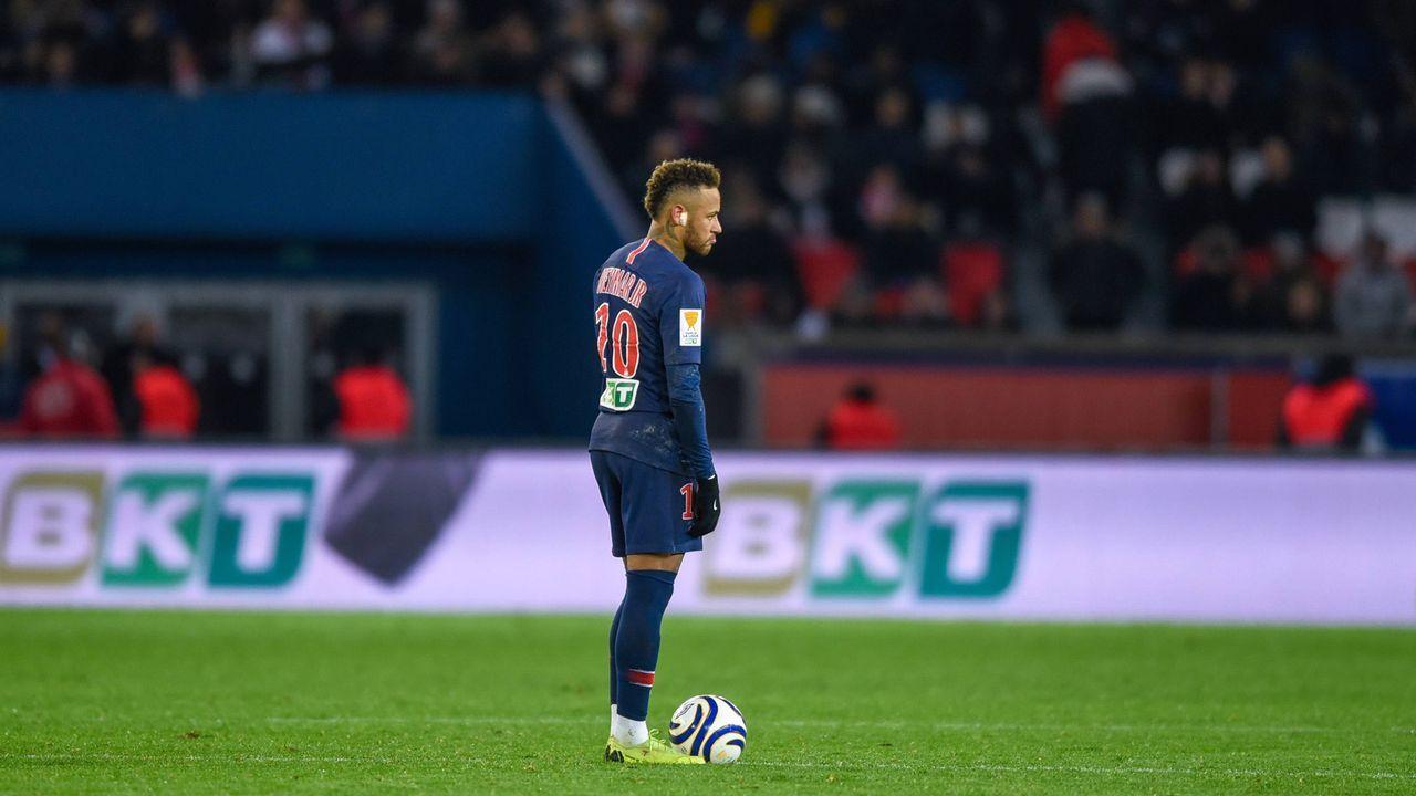 Neymar (Paris Saint-Germain)  - Bildquelle: imago/PanoramiC