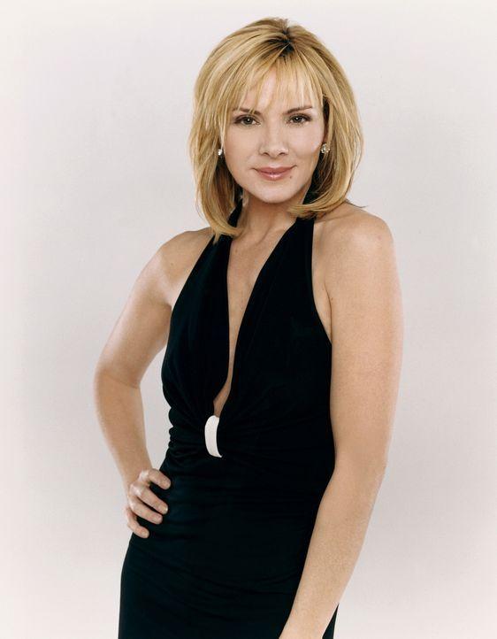 (5. Staffel) - Samantha (Kim Cattrall) liebt Männer und guten Sex. Doch ihre Gefühle machen ihr bald einen Strich durch die Rechnung ... - Bildquelle: Paramount Pictures