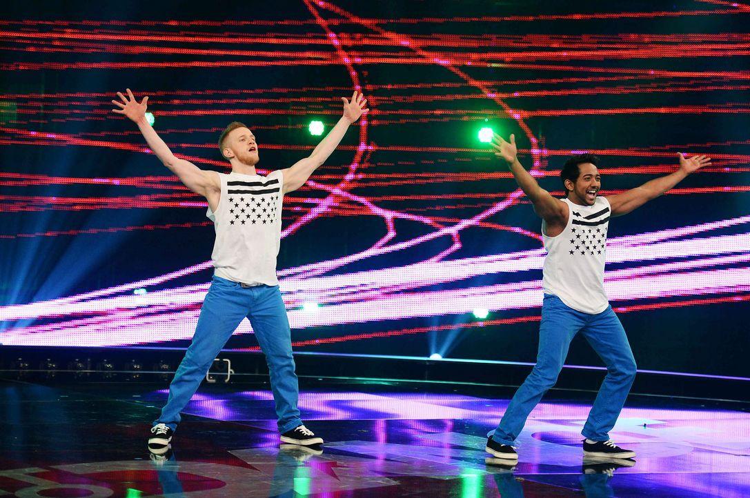 Got-To-Dance-Tilim-und-Marcel-08-SAT1-ProSieben-Willi-Weber - Bildquelle: SAT.1/ProSieben/Willi Weber