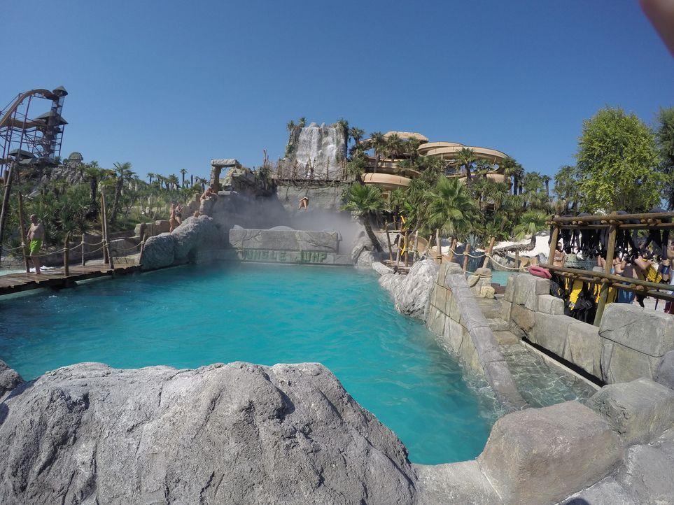 Wasserpark Aqualandia in Lido di Jesolo, Italien - Bildquelle: 2016,The Travel Channel, L.L.C. All Rights Reserved.