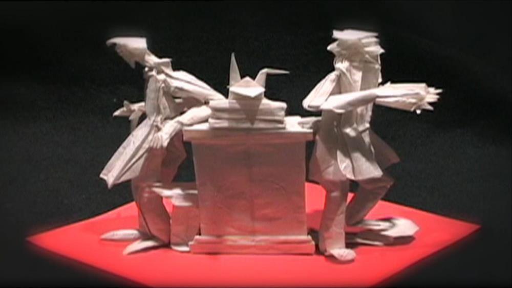 Origami basteln