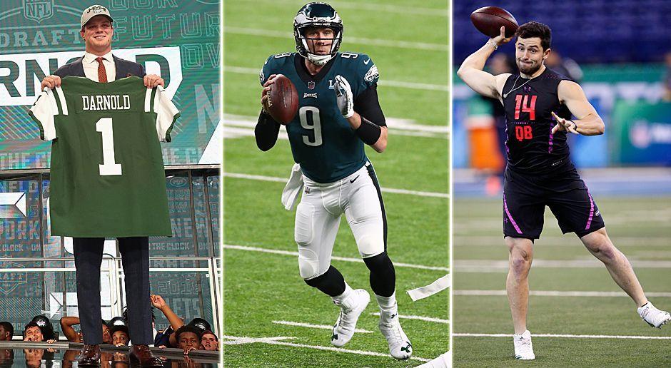 Die Quarterback-Situationen in der Offseason - Bildquelle: Getty Images