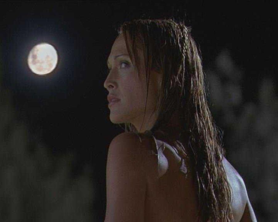 Wagt einen Landgang mit Folgen: Nixe Diana (Erika Heynatz) ...