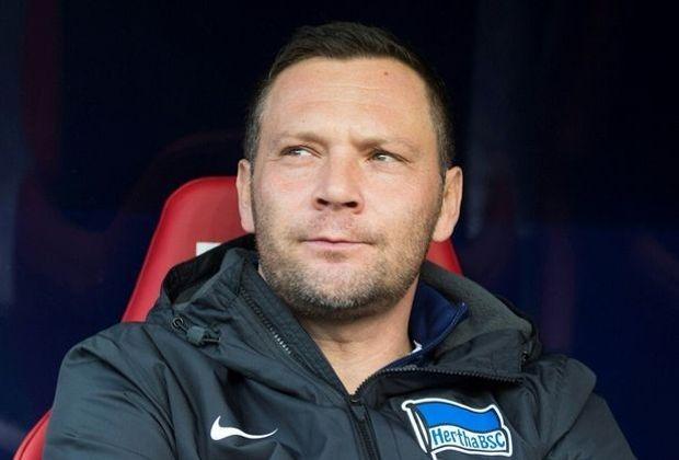 Hertha-Coach Dardai sieht eine Sieg gegen Poblense