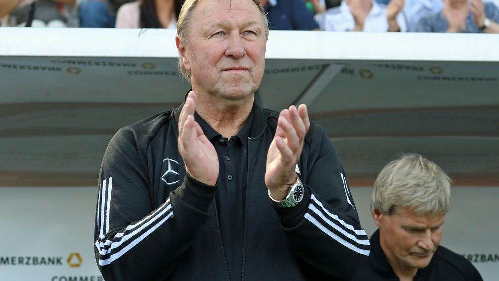 Horst Hrubesch hofft auf zwei Siege zum Abschluss - Bildquelle: FIROFIROSID