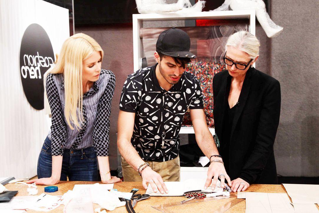 Fashion-Hero-Epi06-Atelier-18-Richard-Huebner-TEASER - Bildquelle: Richard Huebner